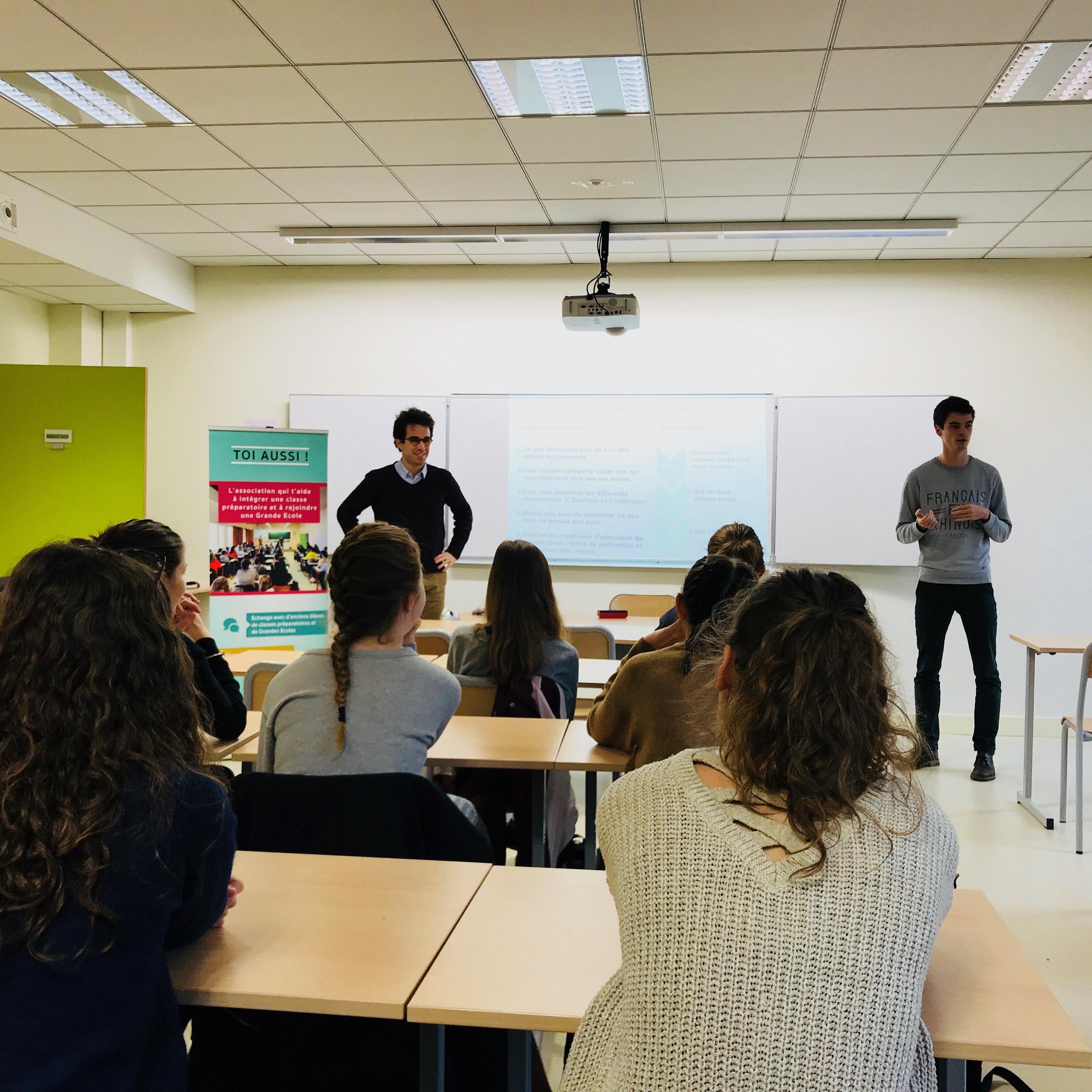 Lycée Désiré Nisard, Châtillon-sur-Seine