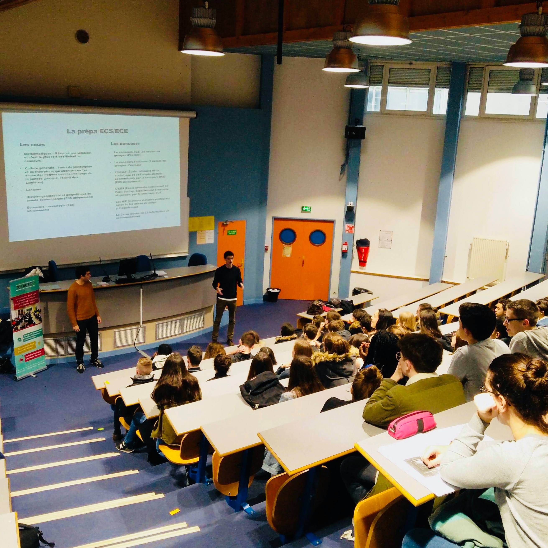 Lycée Duhamel du Monceau, Pithiviers