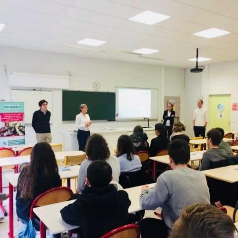 Lycée Henri Cornat, Valognes