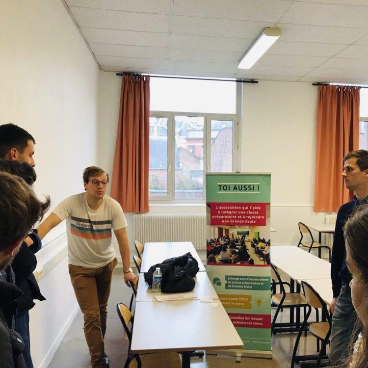Lycée Madeleine Michelis, Amiens